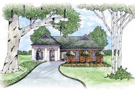 House Plan 56068