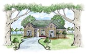 Plan Number 56071 - 1428 Square Feet