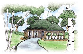 House Plan 56073