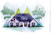 Plan Number 56075 - 1624 Square Feet