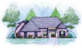 House Plan 56076