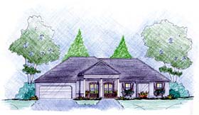 Plan Number 56078 - 1862 Square Feet