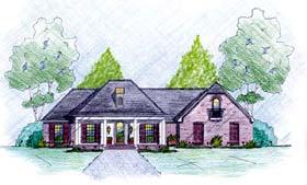 House Plan 56079
