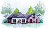 Plan Number 56079 - 2177 Square Feet