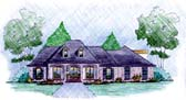 Plan Number 56080 - 2481 Square Feet