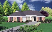 Plan Number 56091 - 1561 Square Feet