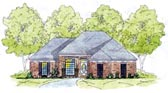 Plan Number 56093 - 1505 Square Feet