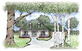 Plan Number 56135 - 1782 Square Feet
