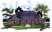Plan Number 56151 - 1840 Square Feet