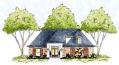 Plan Number 56158 - 1824 Square Feet