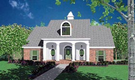 House Plan 56177