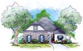 Plan Number 56202 - 2081 Square Feet