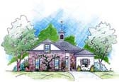 Plan Number 56203 - 2081 Square Feet