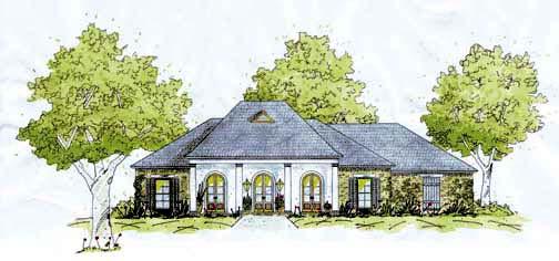 House Plan 56237