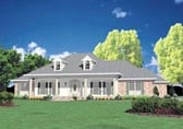 Plan Number 56303 - 2981 Square Feet