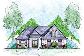 House Plan 56338