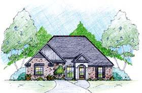 House Plan 56340