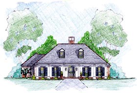 House Plan 56348