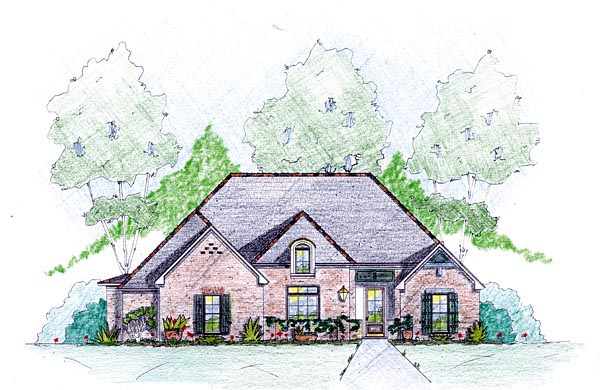House Plan 56352