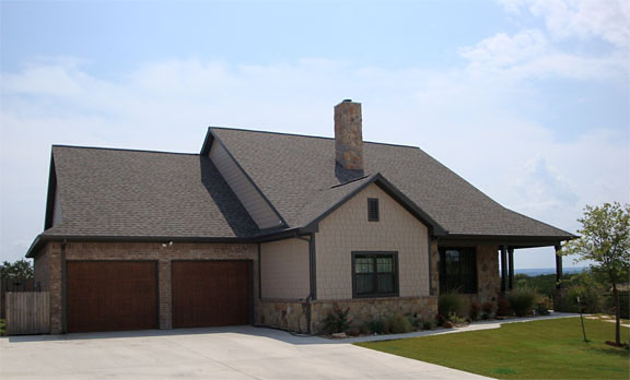 Country, Traditional House Plan 56513 with 2 Beds, 3 Baths, 2 Car Garage Picture 1