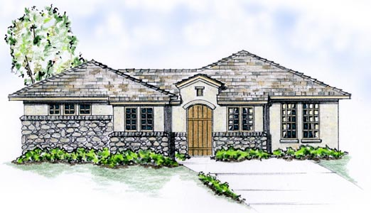 House Plan 56518