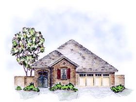 House Plan 56554