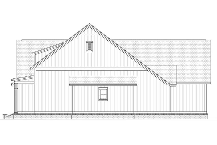 Country, Craftsman, Farmhouse House Plan 56912 with 3 Beds, 2 Baths, 2 Car Garage Picture 1