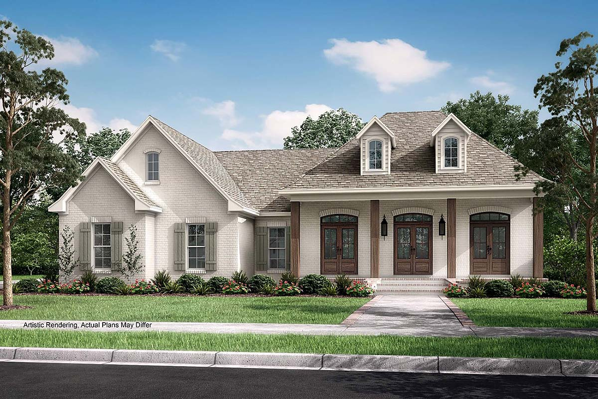 House Plan 56958