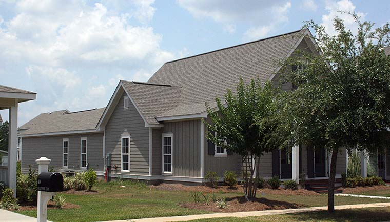 Cottage, Country, Traditional House Plan 56959 with 3 Beds, 2 Baths, 2 Car Garage Picture 1