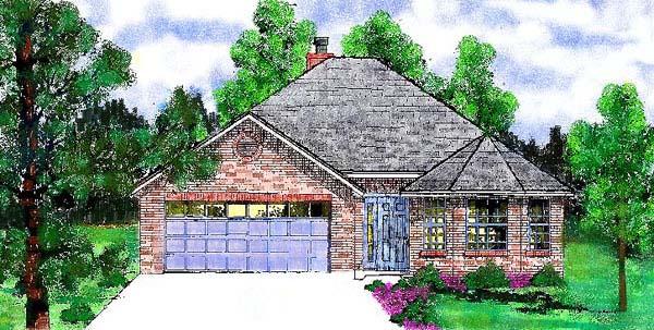 House Plan 57109