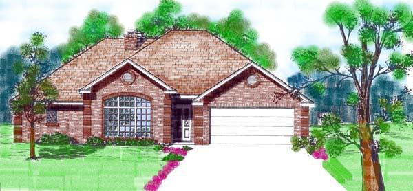 House Plan 57119