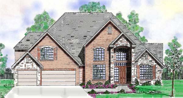 House Plan 57129