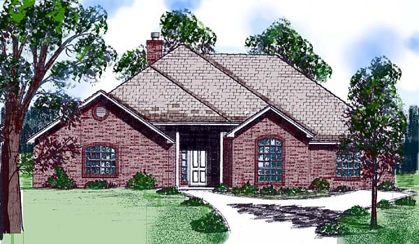 House Plan 57136