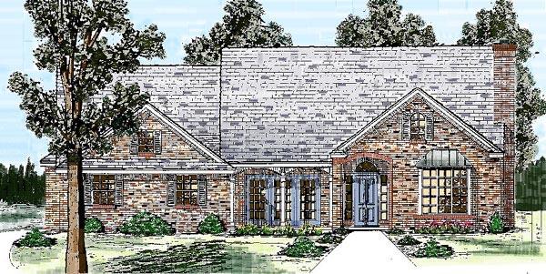 House Plan 57142