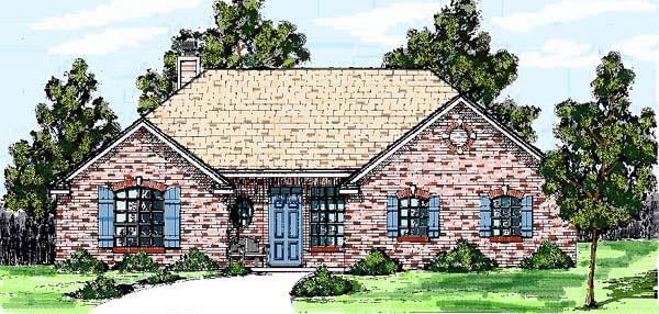 House Plan 57167