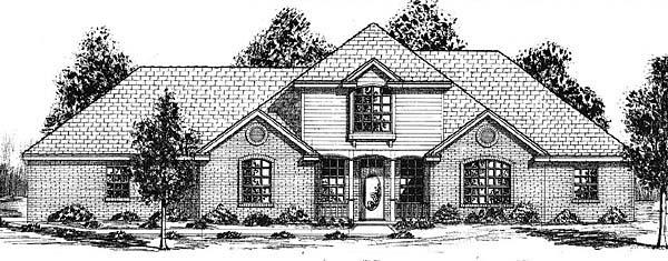 House Plan 57171