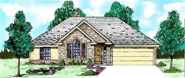 House Plan 57173