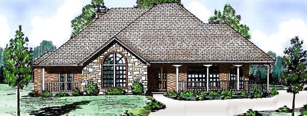 House Plan 57175