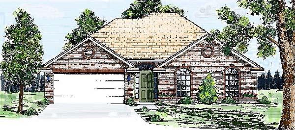 House Plan 57177