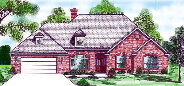 House Plan 57179