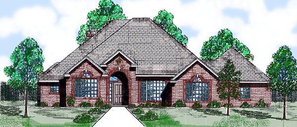 House Plan 57190