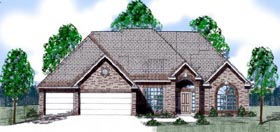 Plan Number 57205 - 2753 Square Feet