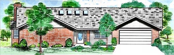 House Plan 57214