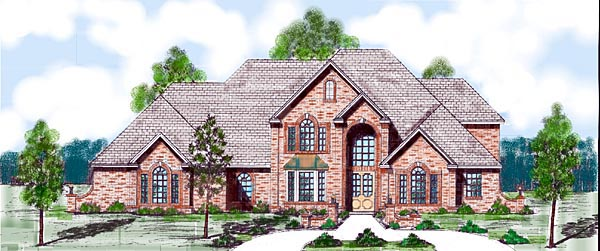 House Plan 57215