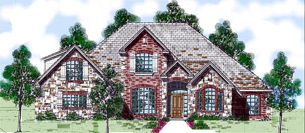 House Plan 57217