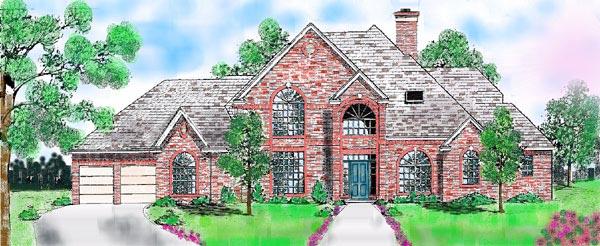 House Plan 57218
