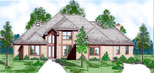 House Plan 57220