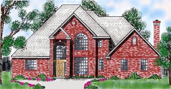 House Plan 57221