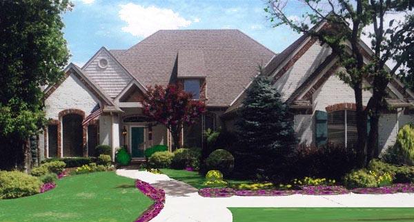 House Plan 57222