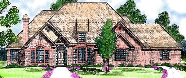 House Plan 57223